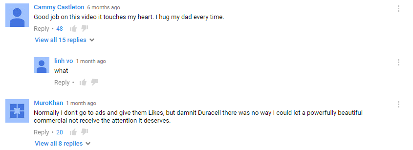 humanize brand teddy bear duracell commercial